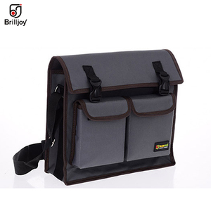 Image 5 - Wielofunkcyjna torba pojedyncza torba na ramię sprzęt elektryk Toolkit torba na narzędzia wodoodporna odporna na zużycie tkanina Oxford