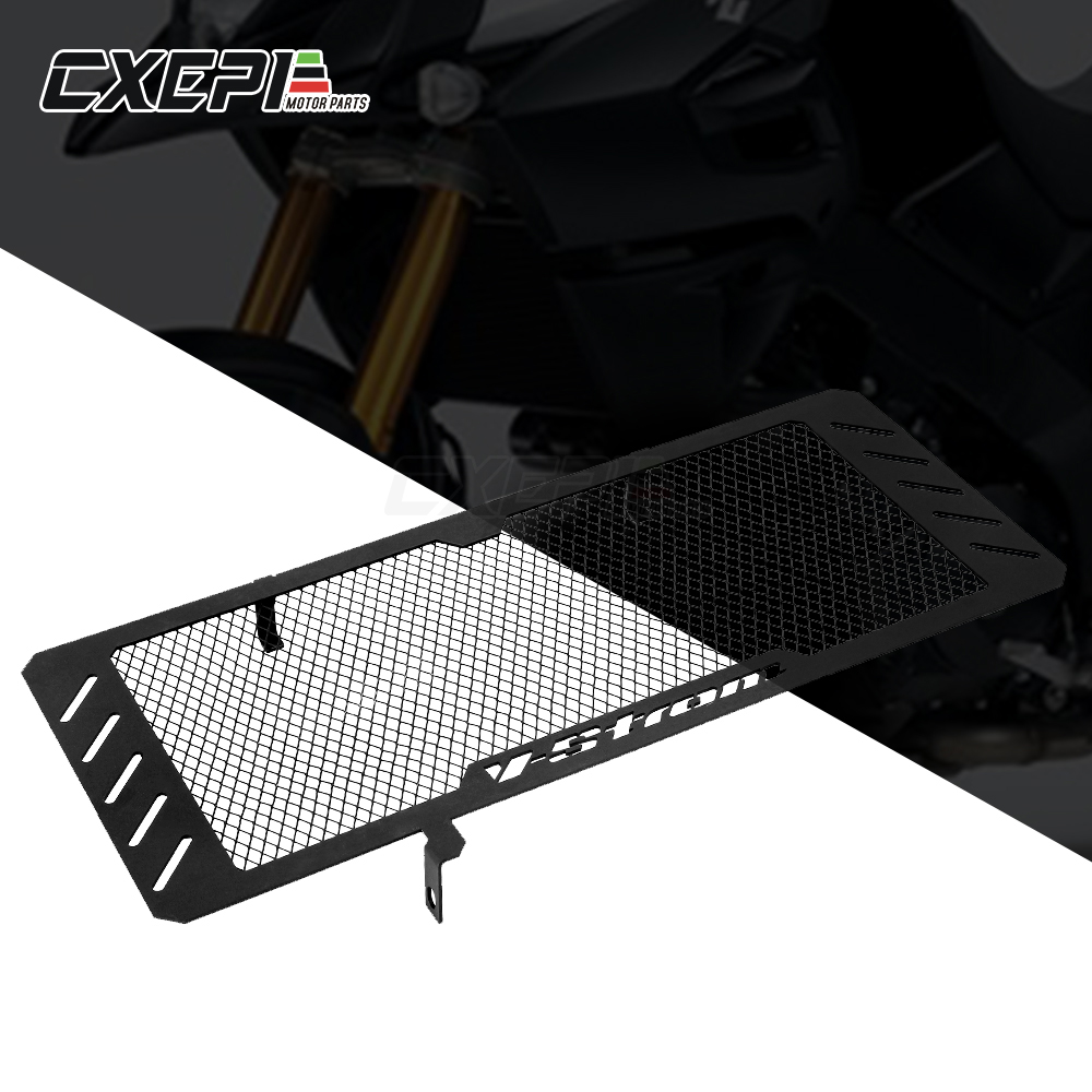 For SUZUKI <font><b>DL1000</b></font> DL 1000 V-Strom 2013-2014 Motorcycle Accessories Radiator Grille Guard Cover Protector image