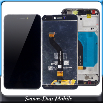 For Huawei P8 Lite 2017 LCD For Huawei P9 Lite 2017 Display Touch Screen Digitizer Assembly For Huawei Honor 8 Lite Repair parts фото