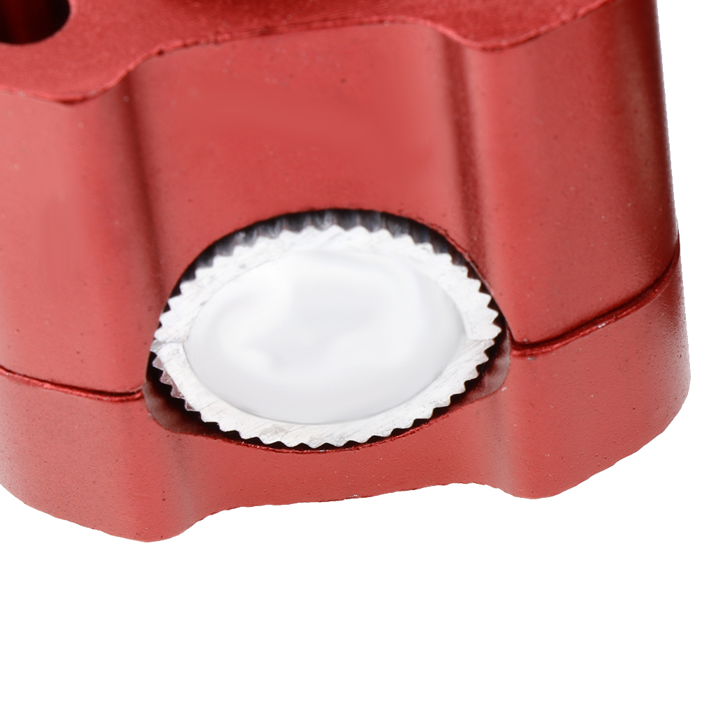Motorcycle 22mm-28mm Rustproof Handlebar Riser Clamp for Modified Devices