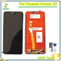 5.84'' LCD Display Screen For Huawei Honor 10 LCD Display Touch Screen Digitizer Assembly For Huawei honor10 COL-L29 LCDs