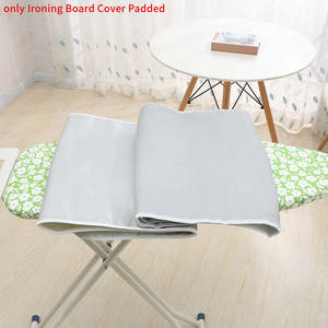 Padded Ironing-Board-Cover Household Non-Slip Thick Silver-Coated Elastic-Edge Scorch-Resistant