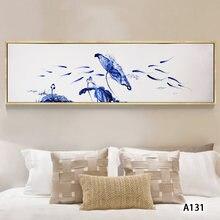 Абстрактная картина маслом печать на холсте современная с цветами