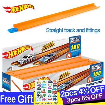 Hot Wheels 1 Pcs Accessories Roundabout  Track Toy kids Toys Model Plastic Miniatures Cars Track Educational Slot Car Toy BCT38 hotwheels roundabout track toy kids cars toys plastic metal mini hotwheels cars machines for kids educational car toy
