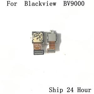 Image 2 - Blackview BV9000 cámara trasera usada cámara trasera 13.0MP + 5.0MP módulo para Blackview BV9000 Reparación de repuesto de pieza de fijación