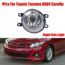 For Toyota Camry Corolla Vios Corolla Yaris Yixian enjoy Yize LED front fog lights 55W 2pcs 1 pair left and right 9 led front driving fog light lamp for toyota corolla camry yaris vios rav4 daytime running light