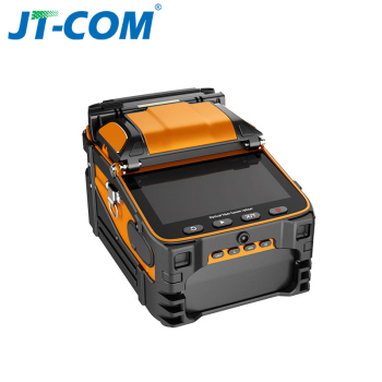 AI-9 Automatic SM&MM Multi-language Intelligent FTTH Fiber Optic Splicing Machine Optical Fiber Fusion Splicer 1
