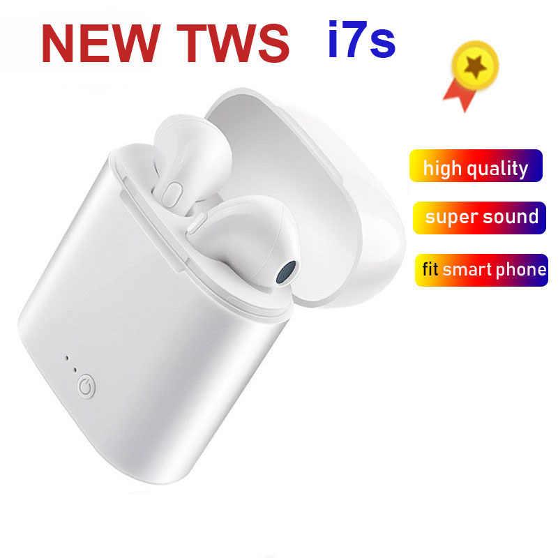 2019 i11 i12 tws casque sans fil i9s i7s tws Bluetooth 5.0 écouteurs écouteurs mini étui PK i120 i30 i60 pour iPhone Android