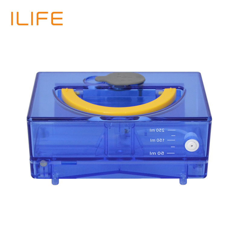 Original ILIFE Vacuum Cleaner Parts Filter Hepa Water Tank For Ilife V5s Pro V50 V55  Cleaner Accessories