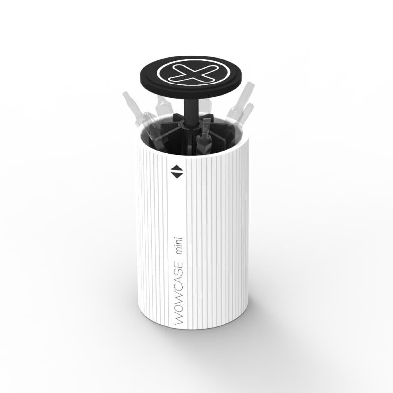 Wowstick Wowcase Mini Upgraded Electric Screw Driver Drill Bit Box For Electric Screwdrivers Kit
