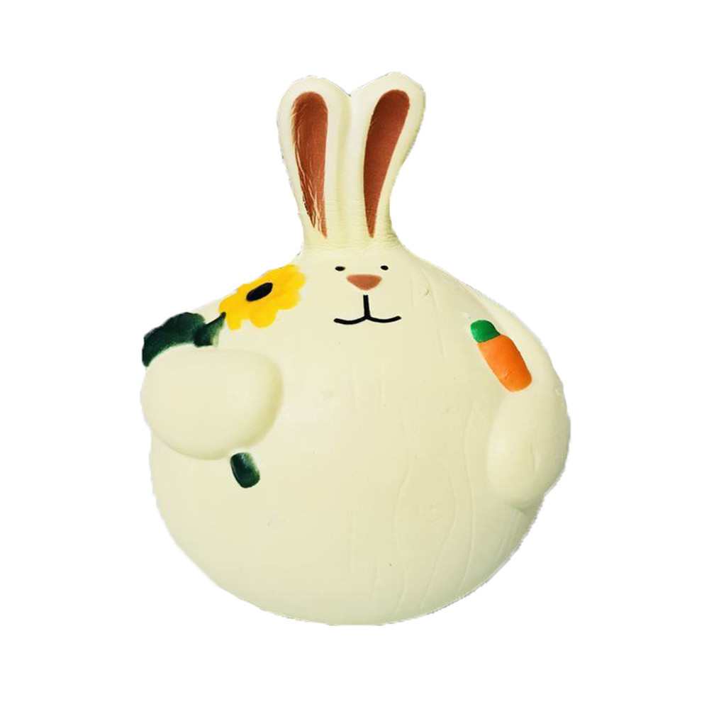 Squeeze Toy Cartoon Rabbit Slow Rising Cartoon Cream Scented Stress Reliever Toy Gifts Creative Animal Doll Toy #B
