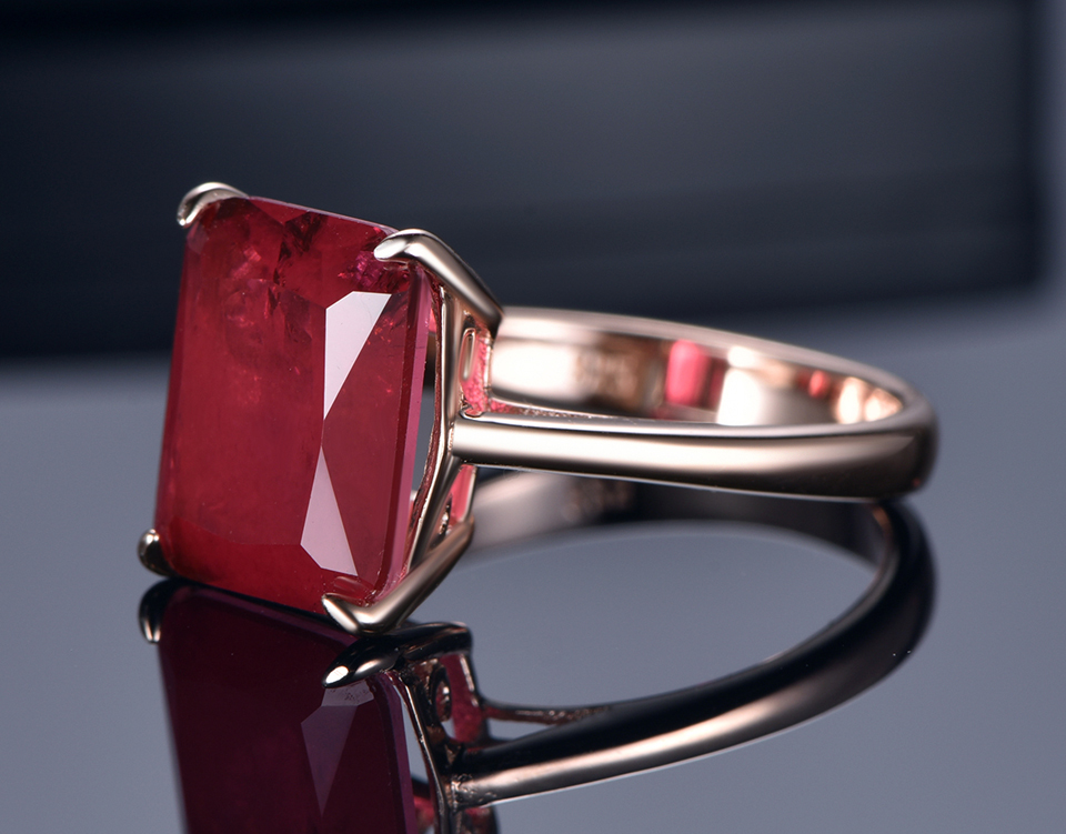 H4169920a2beb430c837efc1f38d28b92u TKJ Real 925 Silver Ring Square Ruby and Emerald Ring Wedding Engagement Rings For Women Fine Jewelry Accessories Gifts