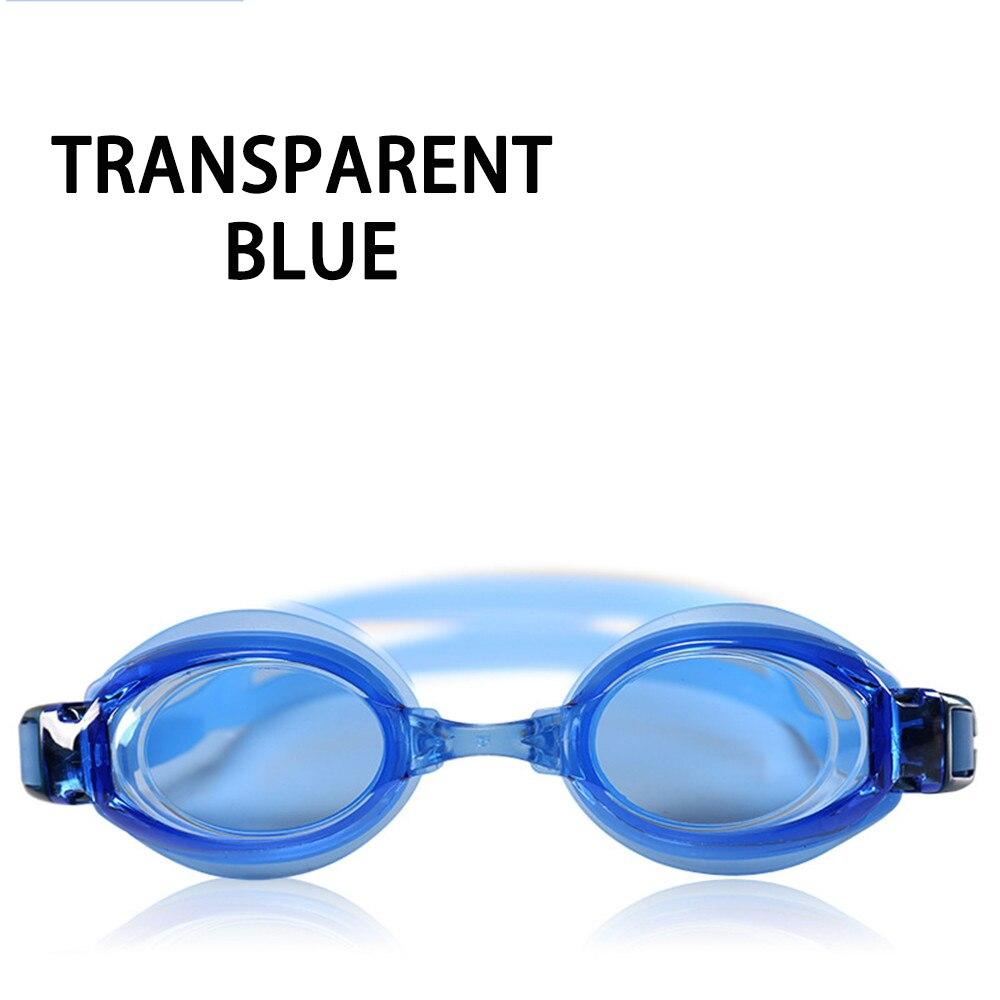 Оптическая близорукость плавательные очки 200-800 градусов Силиконовые противотуманные водная диоптрия плавательные очки для мужчин и женщин очки по рецепту - Цвет: Blue
