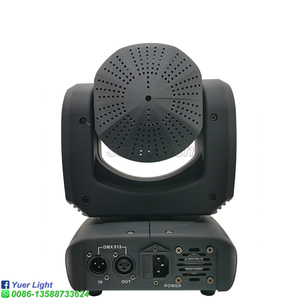 Image 4 - LED Six Bees Eyes 6X10W RGBW 4IN1 Moving Head Light DMX 512 Control Stage Effect Lighting For DJ Disco Party Dance Floor Clubs