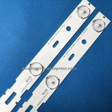 Nowy zestaw 8 sztuk 5LED 428mm listwa oświetleniowa LED dla TV 40VLE6520BL SAMSUNG_2013ARC40_3228N1 40 LB M520 40VLE4421BF