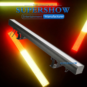 цена на 2/4Pcs/Lot 250W RGB 3IN1 Led Wall Washer Light DMX Stage Strobe Light Color Mixing Bar Beam Light For Club DJ Disco Party Indoor