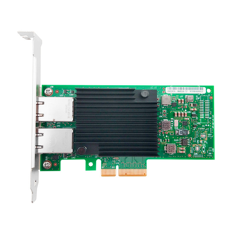 X550-T2 PCIe 3.1 X8 Copper RJ45*2 10G network Adapter with Intel X550(China)