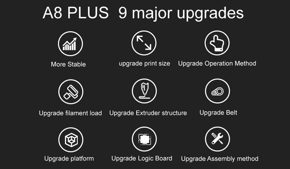A8-Plus 3D Printer 03-01