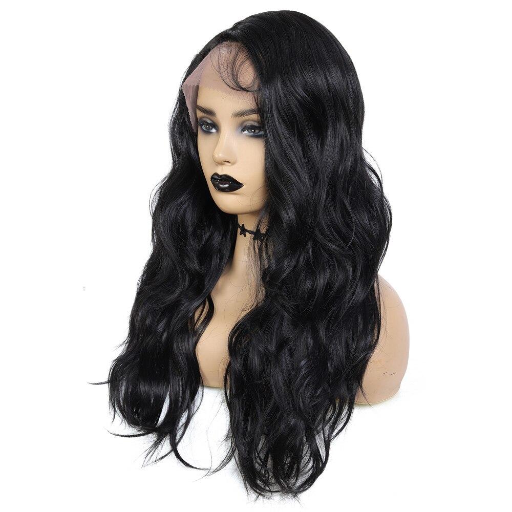 perucas cinzentas para as mulheres lado parte