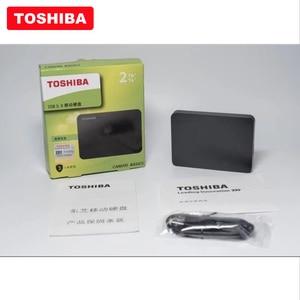 "Image 5 - TOSHIBA Canvio Basics HDD 2.5"" A3 USB 3.0 External Hard Drive 2TB 1TB Portable Hard Disk externo disco duro externo Hard Drive"