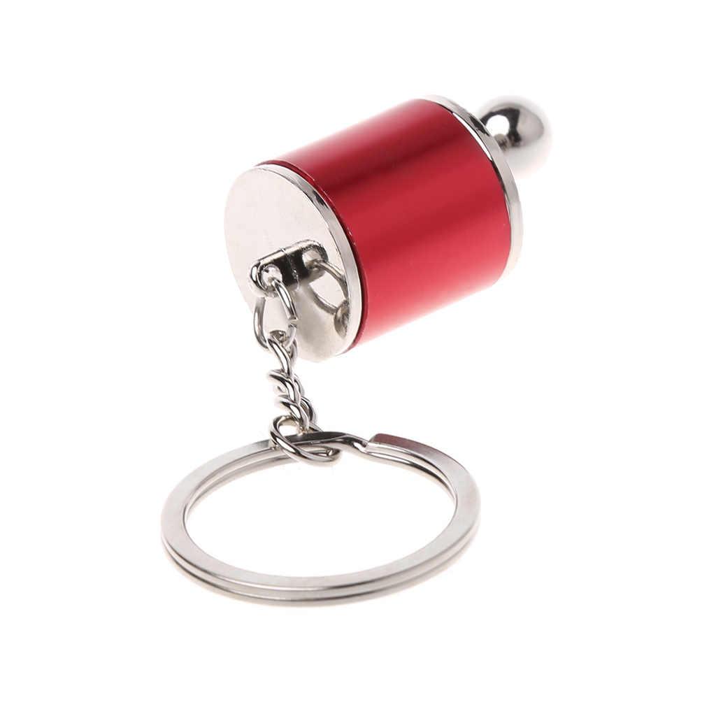 5 Kleuren Handgeschakelde Versnellingspook Sleutelhanger Versnellingsbak Versnellingspook Sleutelhouder
