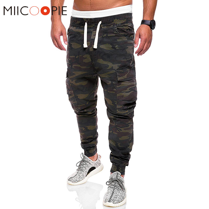 Multi Pocket Mens Cargo Pants Brand Casual Military Camouflage Tactical Joggers Pantalones Hombre Work Pants Streetwear 4XL