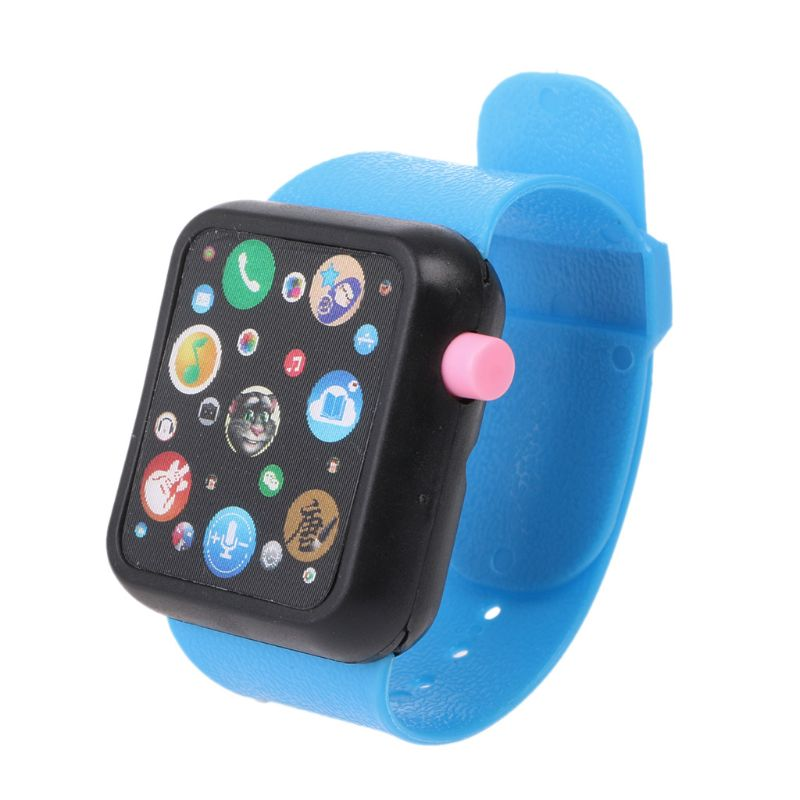 Kids 3D Touch Screen Smart Watch Music Learning Machine Early Education Toy Baby Toys Toddler Infant Toys Newborn   Y4UD