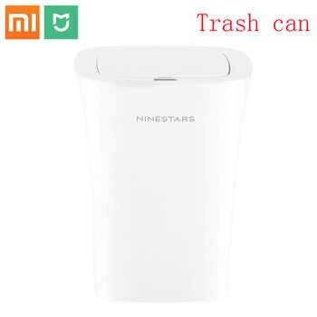 Xiaomi Ninestars Waterdichte Smart Prullenbak Intelligente Inductie Automatische Motion Sensor Prullenbak 10L Grote Capaciteit