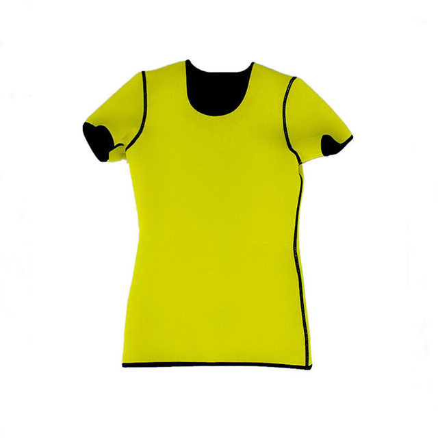 Mens Slimming Body Shaper Modeling Vest Belt Belly Reducing Shaperwear Fat Burning Loss Weight Waist Trainer Sweat Corset Top 4