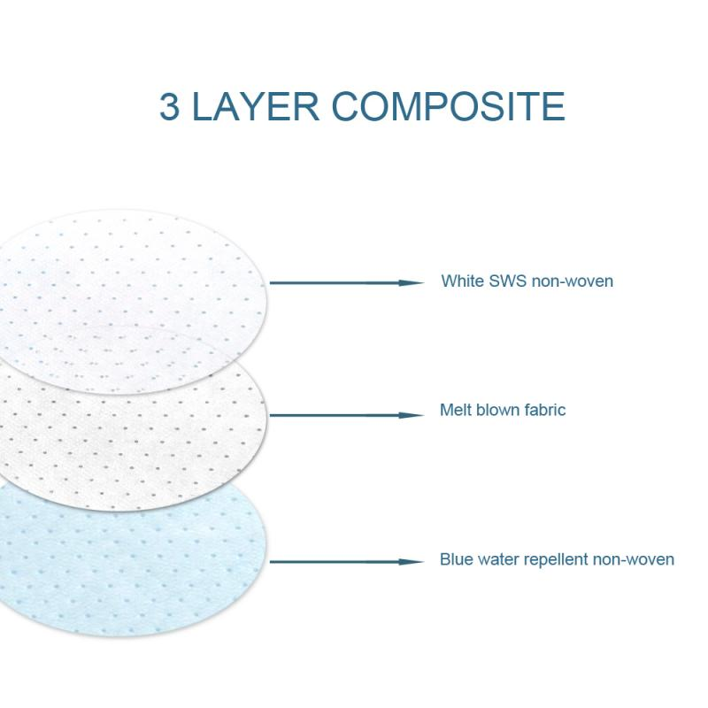 Disposable Face Mask Gasket Protective Mask Respirator FFP3 Mask Filter Dust Mouth Face Mask PM2.5 Mouth Cover Dust Masks TSLM2 6