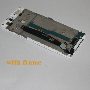 """Image 2 - Originele Display Voor Zte Blade A610 Lcd Monitor Touch Screen Digitizer Component Vervanging A610C Lcd 5 """"100% Test Werk screen"""