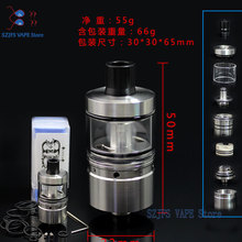 цена на Sxk MR RTA 22mm single side air flow flavor coil / mtl rta 4ml Capacity 316ss material fit DB mods vs zeus x yftk kylinm gtr rta