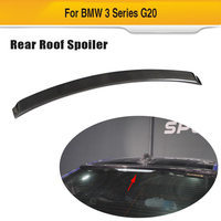 For BMW 3 Series G20 G21 G28 2019 Carbon Fiber Rear Trunk Spoiler Car Rear Wing Spoiler Boot Lid