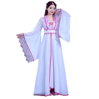 New Hot selling Hanfu Women's Costumes Ancient Style Dance Clothes Graduation Class Clothing Student Costumes Festival Outfit