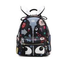 Fashion Women Backpack Mini Backpack High Quality Youth Leather Backpacks for Teenage Girls Bagpack Rucksack Mochila Escolar