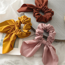 Ponytail Holder Hairband Bow