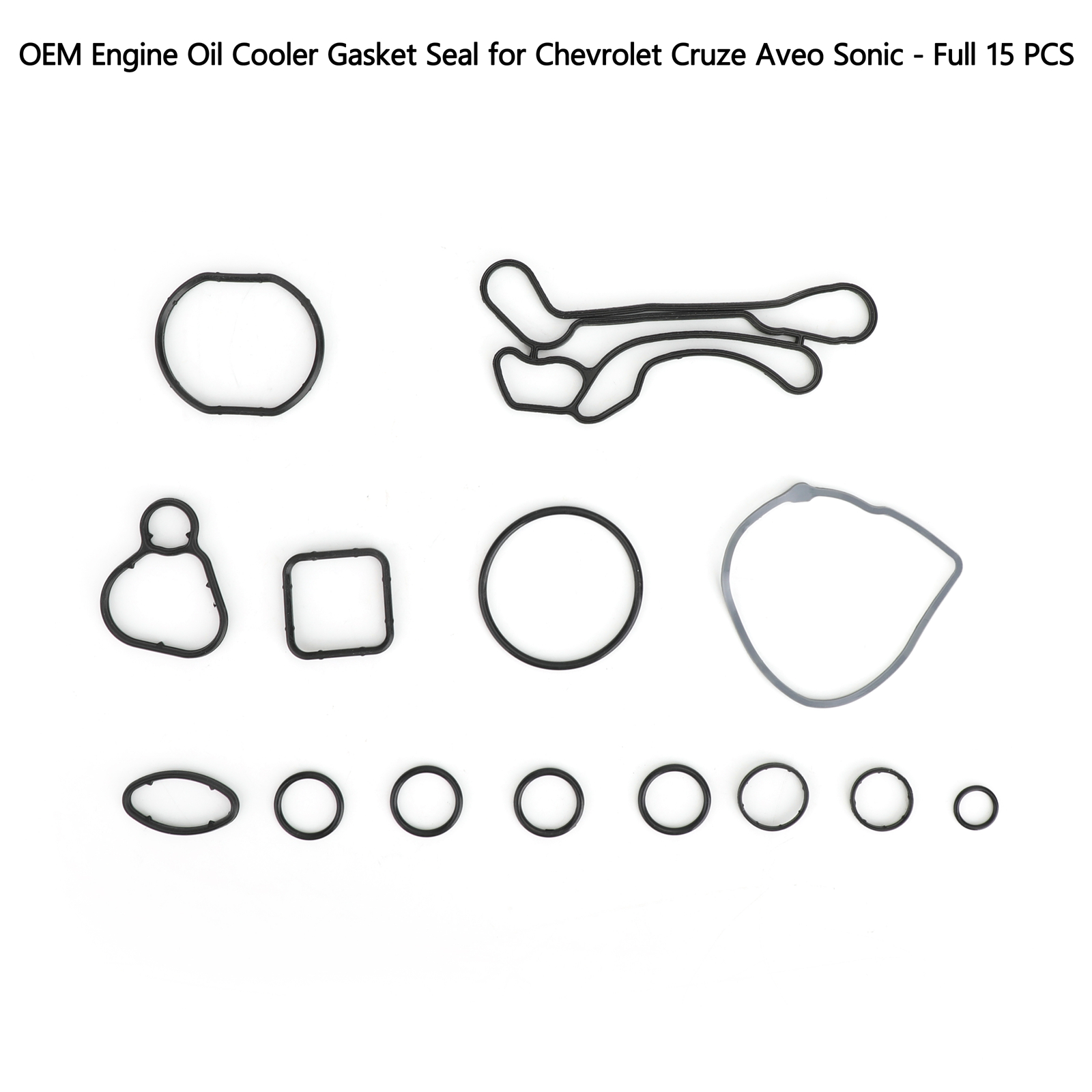 GM OEM-Oil Cooler Pipe Seal 55556547