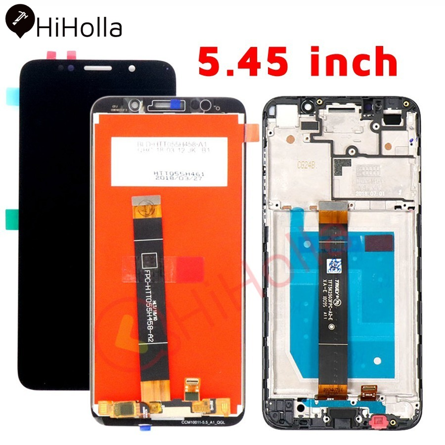 """5.5"""" Display for Huawei Y5 Prime 2018 LCD Display Touch Screen Honor 7S Display DUA-L22 DUA L02 L22 LX2 For Huawei Honor 7A LCD"""