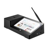 Original x3 android desktop caixa de computador tablet computador pos impressora térmica rk3288 quad core 8.9 polegada rs232 rj45 usb wifi hdmi