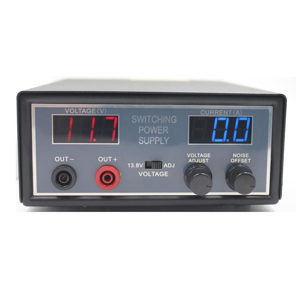 High Efficiency DC 110V 220V Converter PS-30SW VI 13.8v 30A Power Supply For TH-9800 KT-8900 KT-7900D Radio