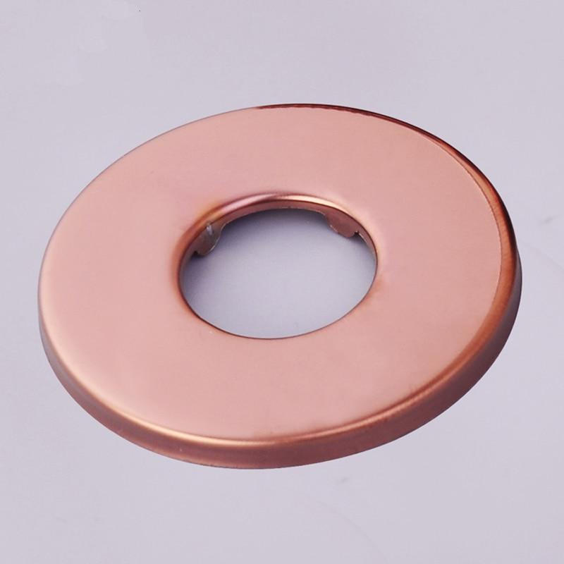 Bronze rosa ouro válvula de ângulo rosa