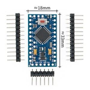 Image 1 - Freies Verschiffen! Neue version! 50 teile/los ATMEGA328P Pro Mini 328 Mini ATMEGA328 5 V/16 MHz