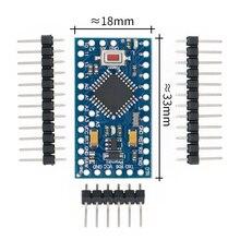 Livraison Gratuite! Nouvelle version! 50 pièces/lot ATMEGA328P Pro Mini 328 Mini ATMEGA328 5 V/16 MHz