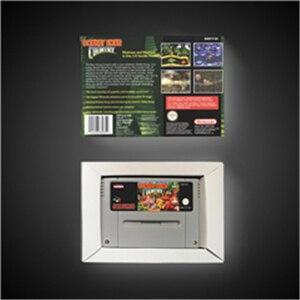 Image 2 - دونكي البلد كونغ EUR نسخة آر بي جي بطاقة الألعاب توفير البطارية مع صندوق البيع بالتجزئة