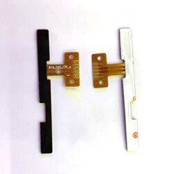 Para zte lâmina l5 l5 mais botão de volume de energia flex cabo interruptor chave lateral fora controle botão peças reparo