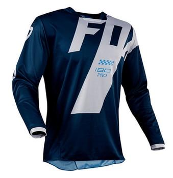 2020 велосипедные Джерси, футболка для мотокросса и гонок, горный PRO Fox с коротким рукавом, одежда для велоспорта mx, летняя мужская футболка для горного велосипеда Велосипедные комплекты      АлиЭкспресс