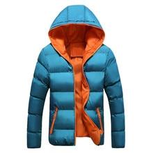 High Quality Brand Winter Jacket Men 2019 New Parka Coat Men Keep Warm Fashion P