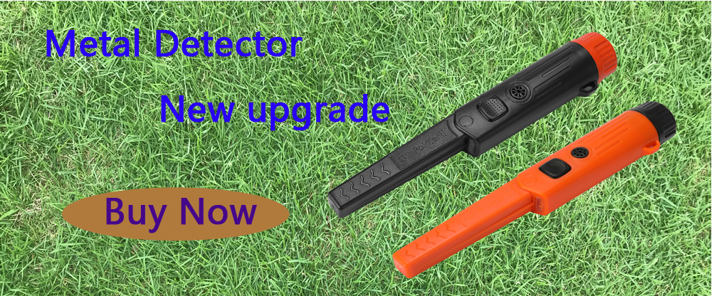 Youth Metal Detector Pin Pointer GP-PointerS GP360 High Sensitivity All Metal Gold Finder Waterproof Metal Detector Color : Green