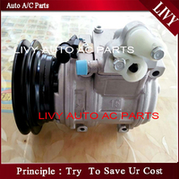 10PA15C AIR CONDITIONING Compressor For Car Mitsubishi Montero 1994 2000 MR149363 MB918516 4372301060|air conditioning compressor|conditioning compressor|10pa15c compressor -