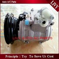 10PA15C Airconditioning Compressor Voor Auto Mitsubishi Montero 1994 2000 MR149363 MB918516 4372301060-in Airconditioning installatie van Auto´s & Motoren op